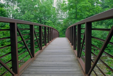 Bridge- Stowe, VT